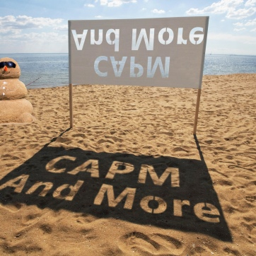 CAPM and More on Sand 3